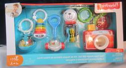 fisher price tiny take alongs gift set