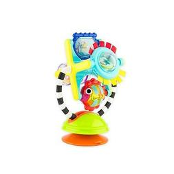 Sassy Fishy Fascination Station - 6+ Months 2-in-1 Toy Sucti