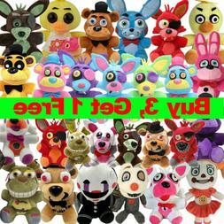 Five Nights at Freddy's FNAF Horror Game Plush Doll Kids Plu