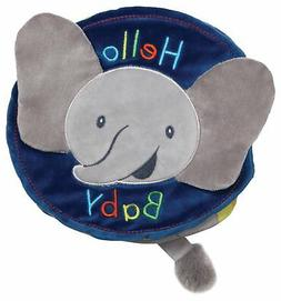 Gund Baby Flappy the Elephant Soft Activity Sensory Stimulat