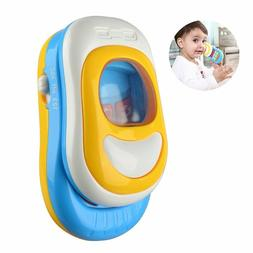 Flashing Music Mobile Phone Educational Toys with Music and