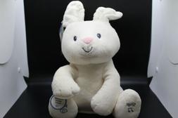 GUND Flora The Bunny Animated Plush Stuffed Animal Toy, Crea