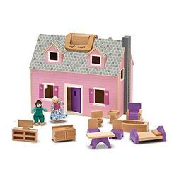 WMU Fold & Go Dollhouse