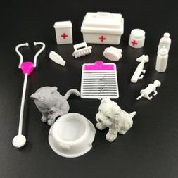 <font><b>Doll</b></font> Playset Medical equipment kit Suppl
