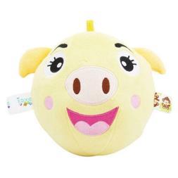 Fun Baby Appease Toy For Car Baby Stroller Crib Ball Cartoon