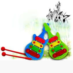 Funny Fantastic Baby Kids 4-Note Xylophone Musical Toys Wisd