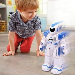 Funny Kids RC Smart Robot Toy Remote Control Interactive Dan