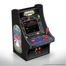 My Arcade Galaga Micro Player  Black - New