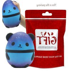 Galaxy Jumbo Panda Squish Slow Rising Kids Toys Collect Stre