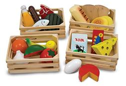Game/Play Melissa & Doug Food Groups Kid/Child