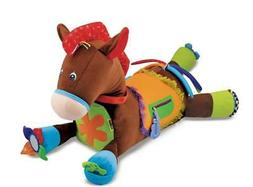 Melissa & Doug Giddy-Up and Play Baby Activity Toy - Multi-S