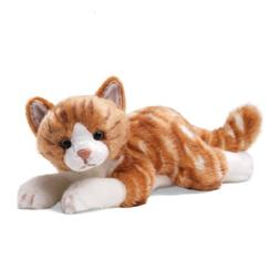 "GUND Ginger Cat Small 11"" Plush"