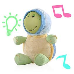 Nuby Glo-Pals with Soothing Music and Soft Light, Turtle