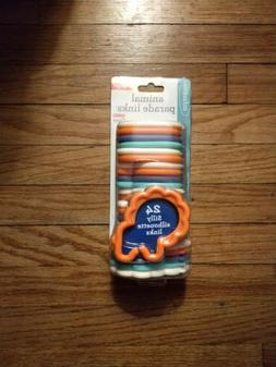 Infantino Go GaGa Animal Parade Toy Links Teething