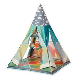 Infantino Go GaGa Infant to Toddler Play Gym & Fun Teepee Mu