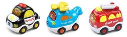 VTech Go! Go! Smart Wheels Starter Pack, Set of 3