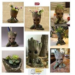 guardians of galaxy baby groot tree man