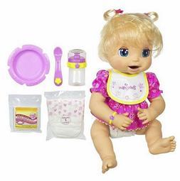 Hasbro Baby Alive Doll, Caucasian