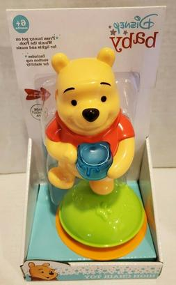 Disney Baby High Chair toy Winnie The Pooh with sound and li