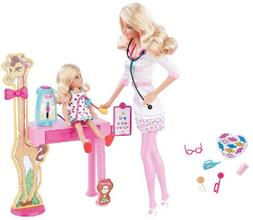 Barbie I Can Be Pediatric Doctor Playset