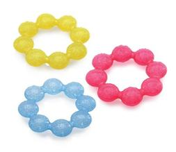 Nuby IcyBite Teether - 3m+ EA