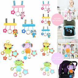 Infant Rattle Toys Stroller Car Seat Crib Travel 6 Sorts Han