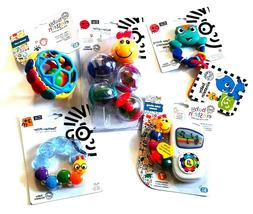 Baby Einstein Infant Toy Bundle: Discovery, Curious & Educat