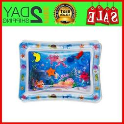 Splashin'kids Inflatable Tummy Time Premium Water mat Infant