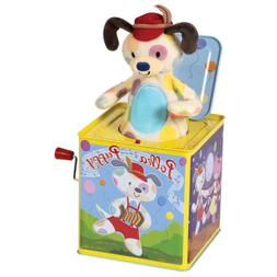 Jack-in-the-Box - Polka Puppy