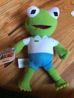 "Disney Jr. Muppet Babies Kermit The Frog 8"" Plush Stuffed To"