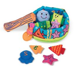 Melissa & Doug K's Kids Fish and Count Learning Game With 8