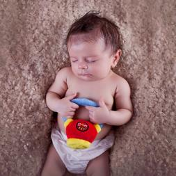 Wod Toys Baby Kettlebell Plush Kettle Safe, Durable & High Q
