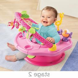 Kids Activity Playset Booster Girls Toddler Toys Infant Seat