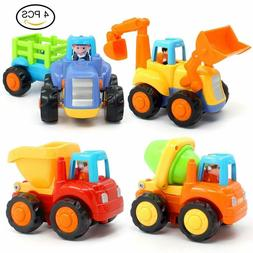 Kids Powered Cars Push Inertia Toy Early Educational Toddler
