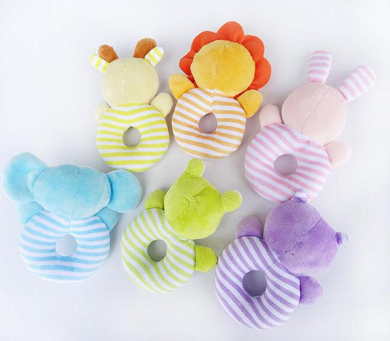 0-1 Years Rattle Gift Kids Toy Bell