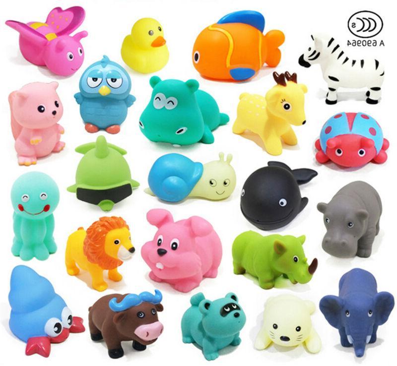 10pcs bath time baby kid s toys