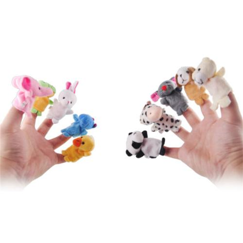 Animal Story Puppets