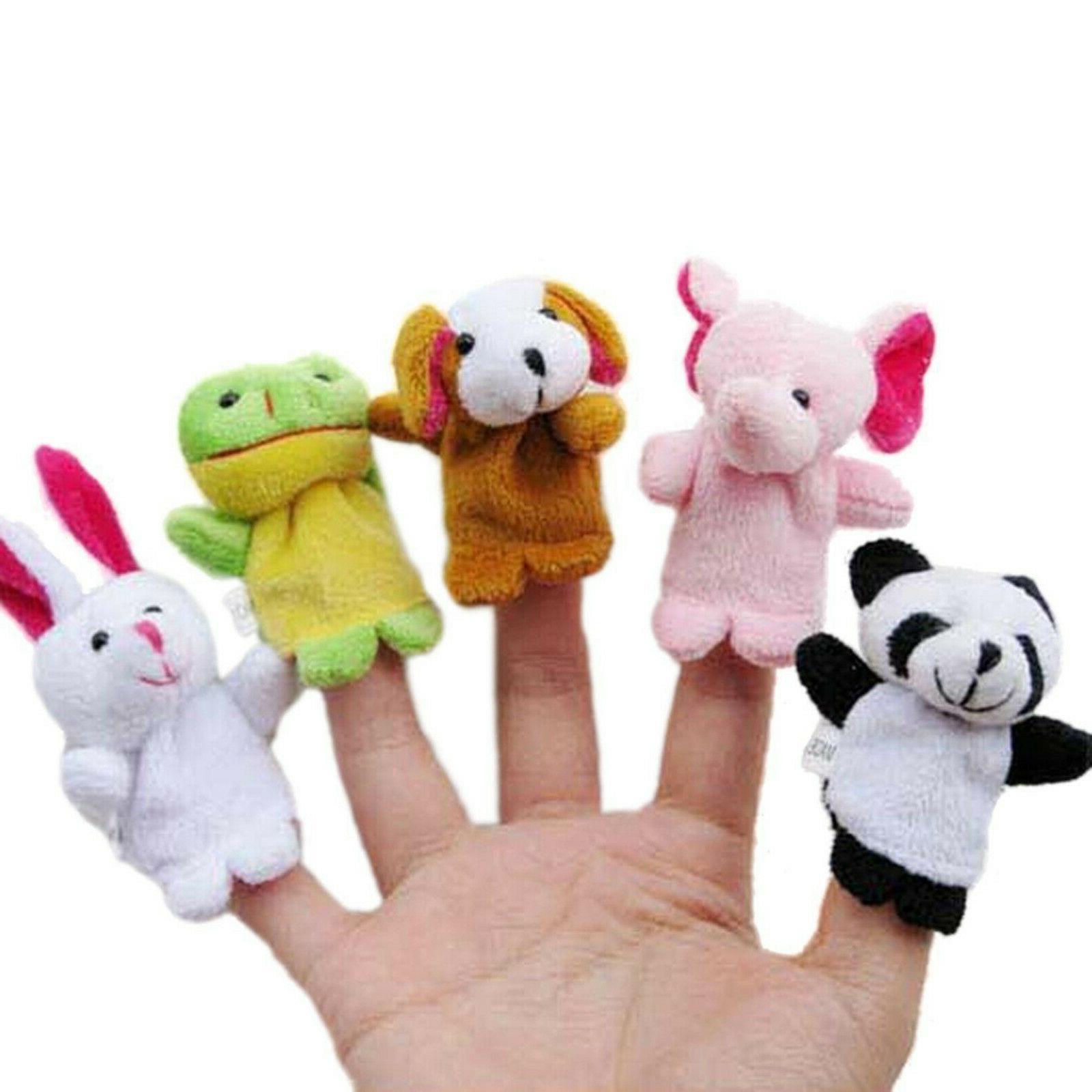 10PCS/set Cartoon Baby Toys New