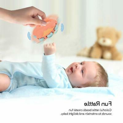 Baby Teether Toys Shaking Rattle Set BPA Free Toys