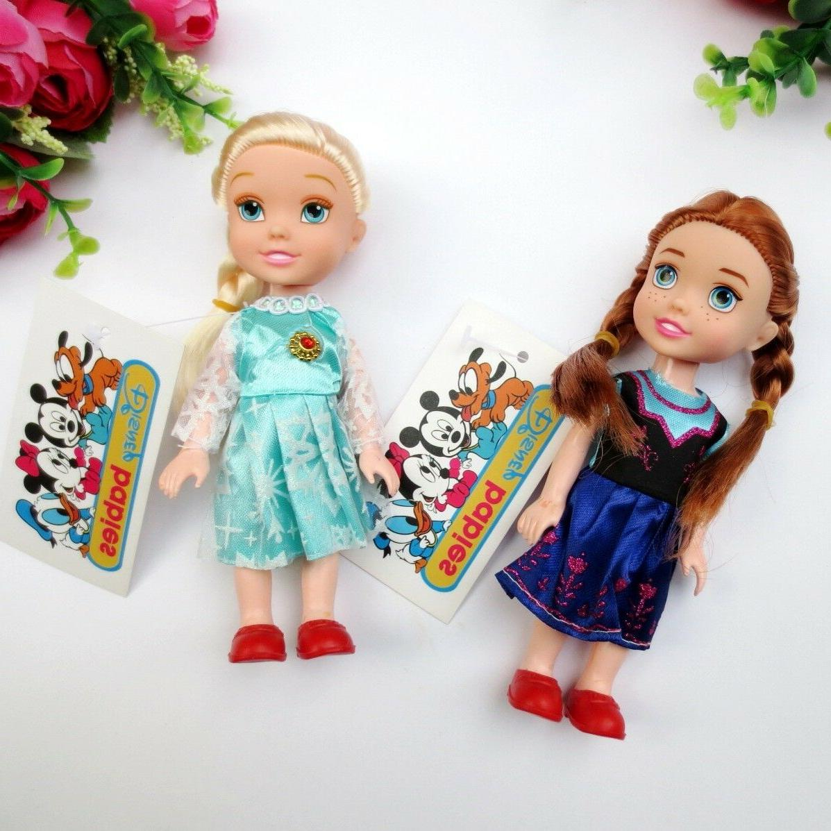16 cm Children Baby Toddlers Kids Anna & Dolls Toy
