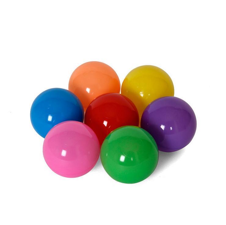 Plastic Pit Kids Toys Colorful