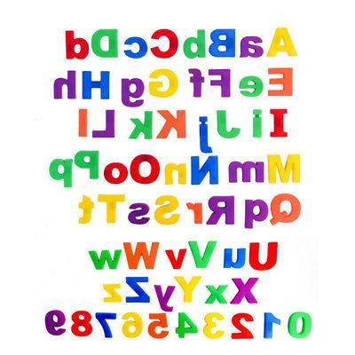 26pcs lower upper case alphabet letters magnetic