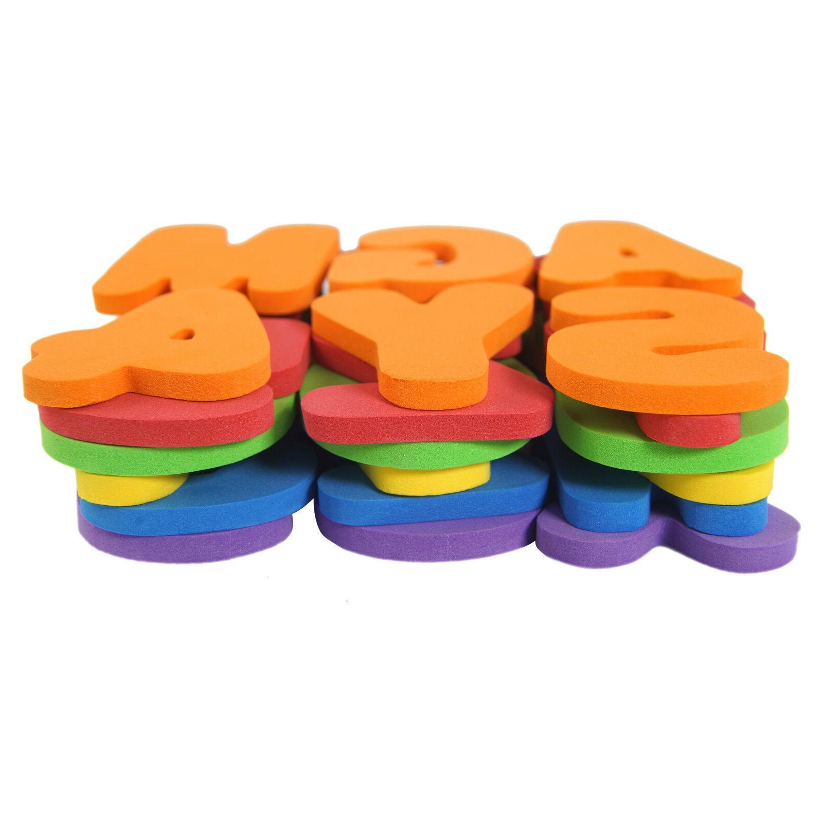 36pcs Alphabet Toys Floating - USA Shipping