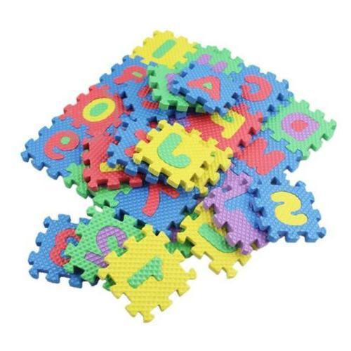 36pcs/set Alphabet & Educational Toys