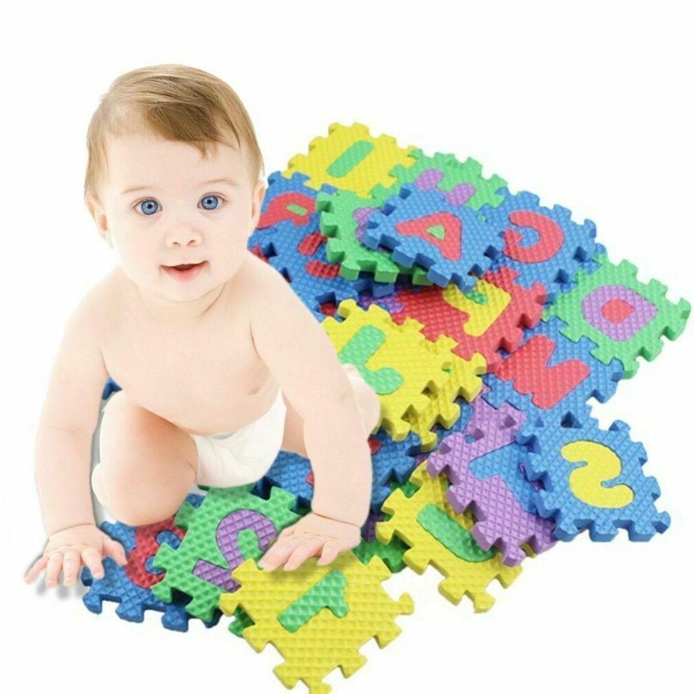 36pcs/set Alphabet Baby Kids Educational