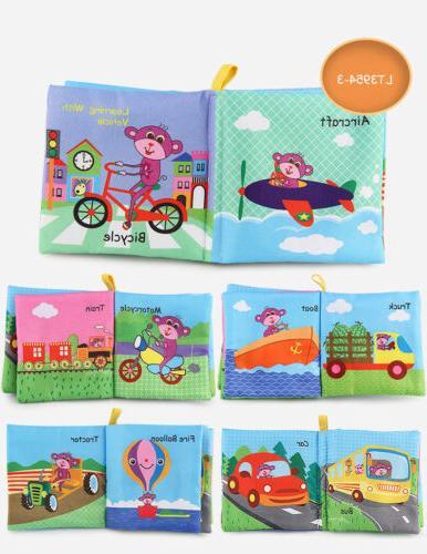 4 style unisex educational baby toys rattles