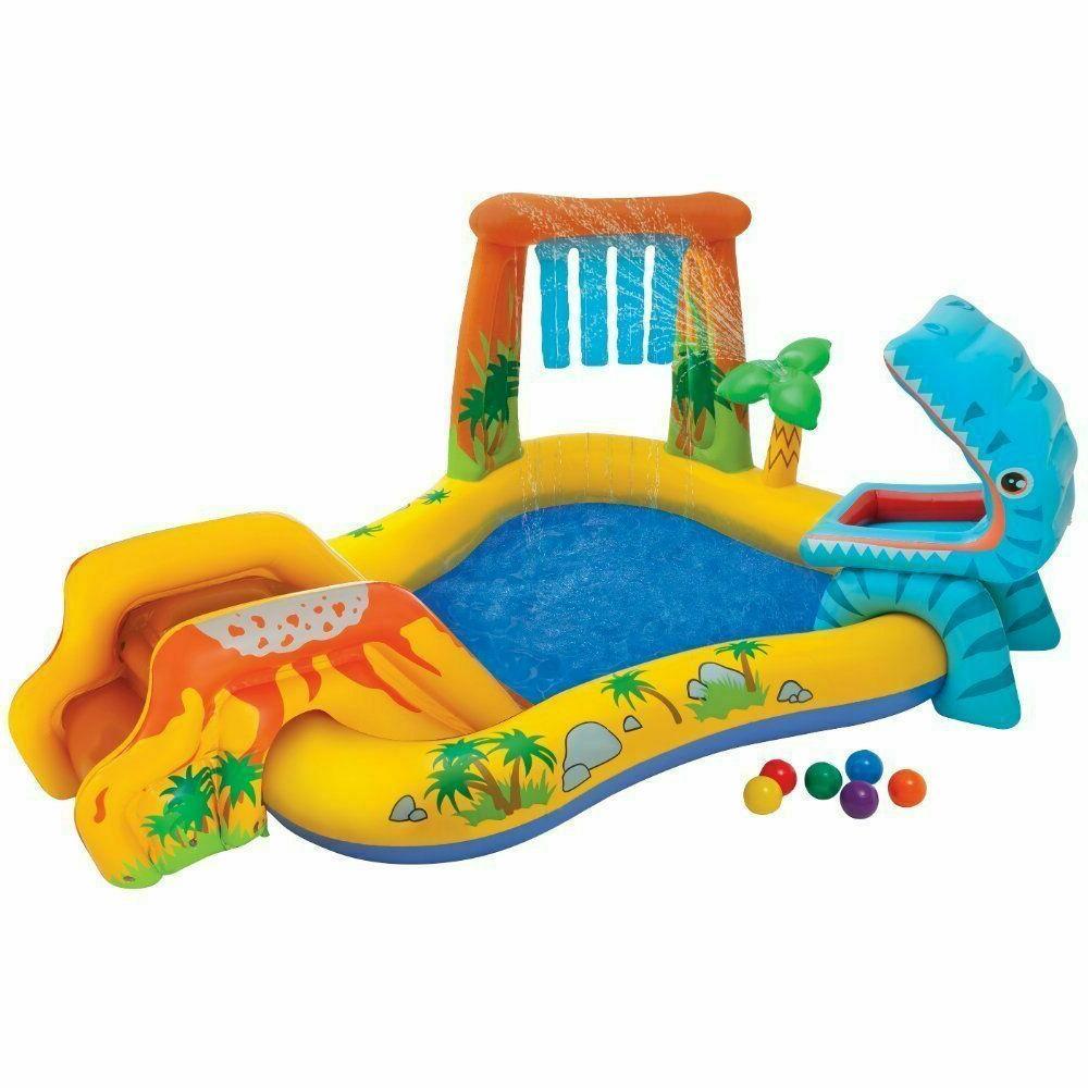 57444ep dinosaur play center