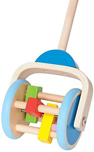 & Pull Lawn Toy