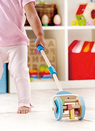 Award & Pull Mower Toy