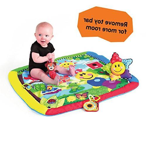 Baby Einstein Caterpillar & Friends Play Lights Melodies, Newborn +